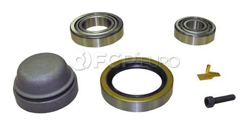 Mercedes Wheel Bearing Kit Front (300CD 300TD) - OEM Rein CRP-BEW0005P