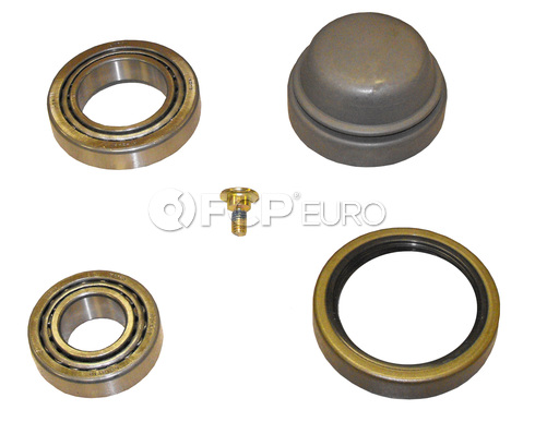 Mercedes Wheel Bearing Kit Front - OEM Rein CRP 2103300051