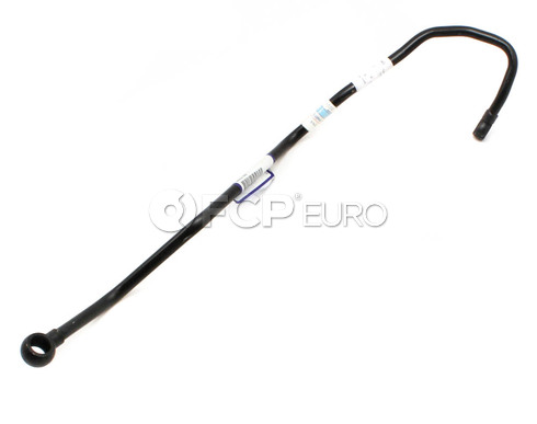 Volvo Turbo Oil Supply Pipe (Inlet to Turbo) Genuine Volvo 8642184