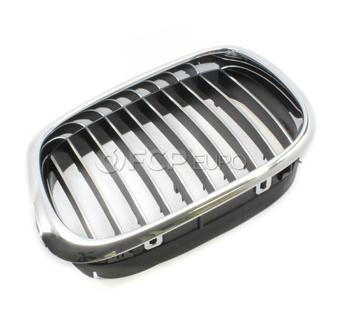 BMW Grille Assembly Left - Genuine BMW 51132497261