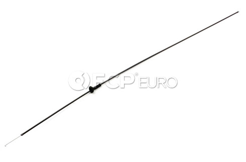 BMW Hood Release Cable Rear - Genuine BMW 51237201904