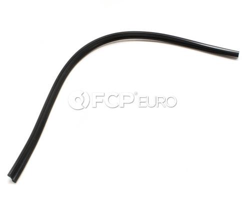 Porsche Door Ledge Molding Seal (911 912 930) - OEM Supplier 90153193320