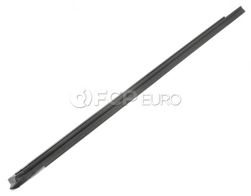 BMW Side Window Seal Rear Right Lower - Genuine BMW 51368119964