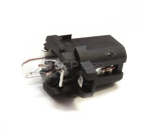 VW Audi Instrument Panel Light Bulb (4000 5000 Golf Jetta) - Flosser 431919040