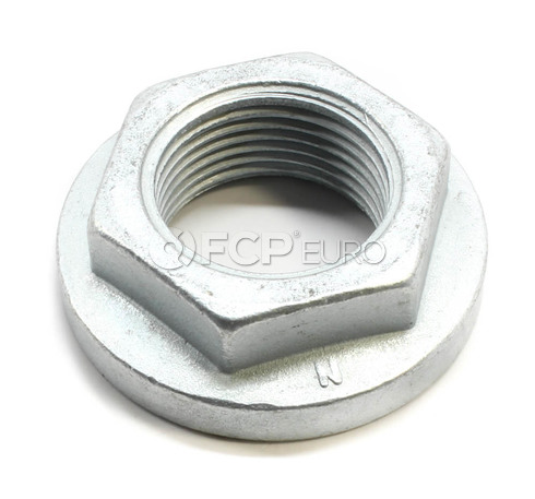 BMW Axle Nut Rear - Genuine BMW 33411125664