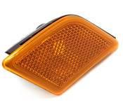 Mercedes Side Marker Light Lens - Genuine Mercedes 2048200121