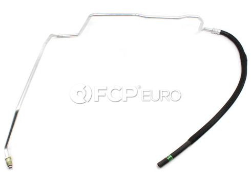Volvo Power Steering Return Hose (S80) - Genuine Volvo 30665526