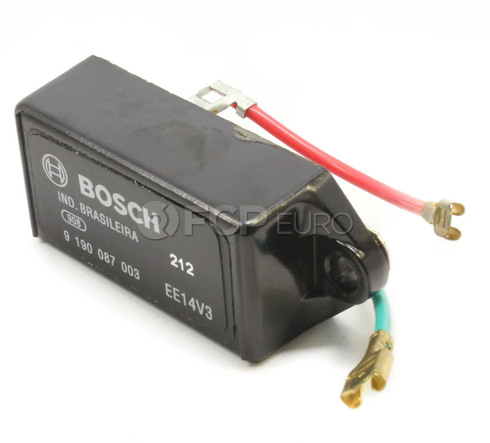 VW Voltage Regulator - Bosch 9190087003