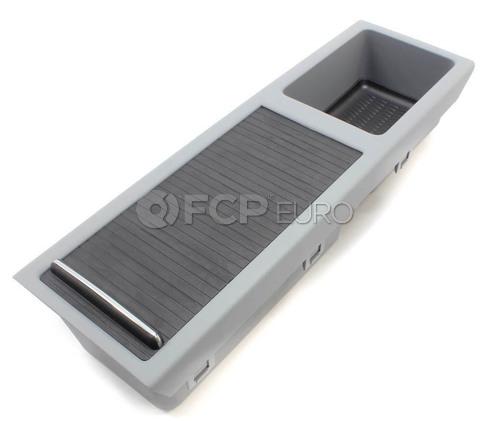 BMW Grau Console Storage Tray (E46) - Genuine BMW 51167038324