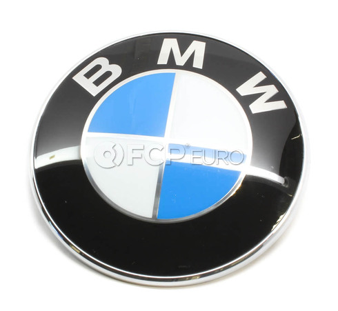 BMW Roundel Emblem - Genuine BMW 51148123297