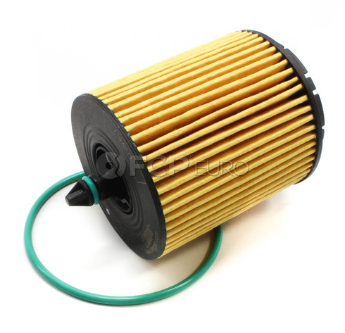 Saab Engine Oil Filter Kit - Hengst 12605566