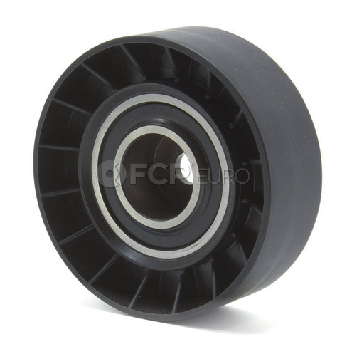 BMW Drive Belt Idler Pulley (80mm) - INA OEM 11281731838