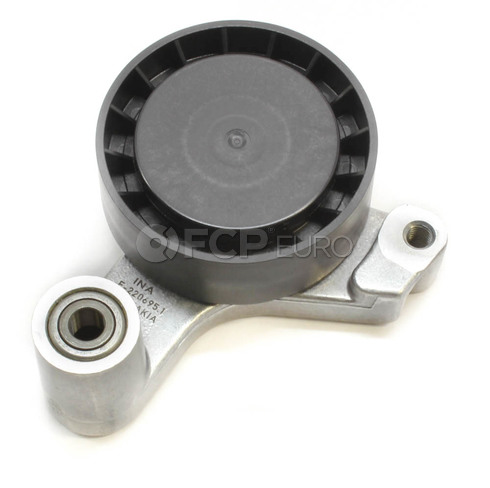 BMW A/C Belt Tensioner Pulley - INA 11281720039