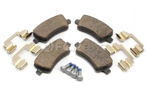 Volvo Disc Brake Pad Rear (S80 XC70 XC60 XC90) - Genuine Volvo 30671574