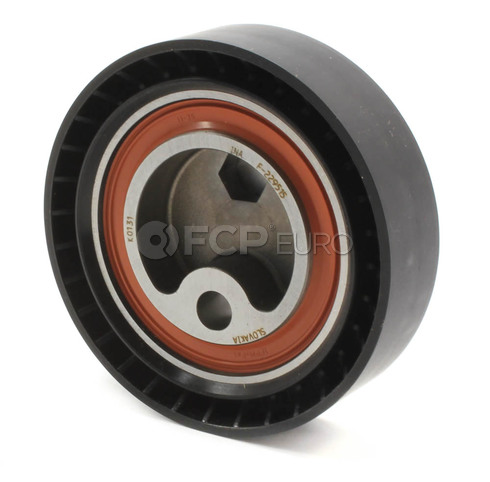 BMW A/C Belt Tensioner Pulley - INA OEM 11282245087