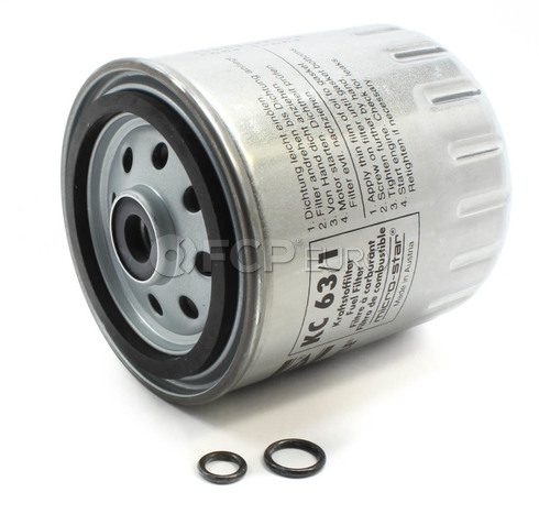 Mercedes Fuel Filter - Mahle KC63/1D