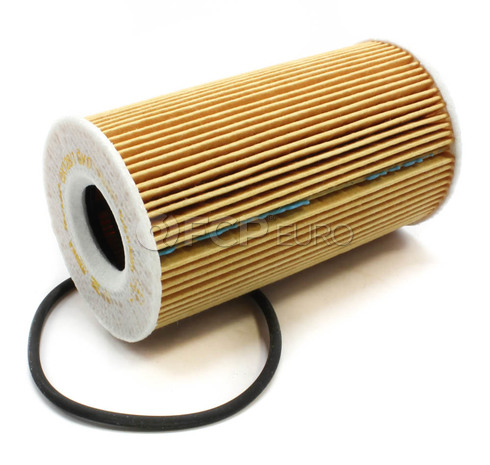 Porsche Engine Oil Filter Kit - Mahle 99610722553