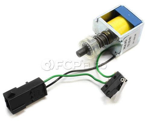 Volvo Shift Interlock Solenoid (S70 C70 V70 850) Genuine Volvo - 9466049