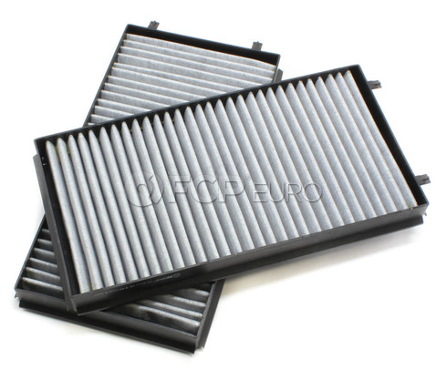 BMW Cabin Air Filter Set (E65 E66) - Meyle 64119272643