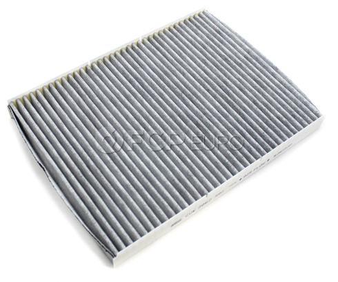 VW Audi Cabin Air Filter (Golf Jetta Beetle TT) - Mann 1J0819644