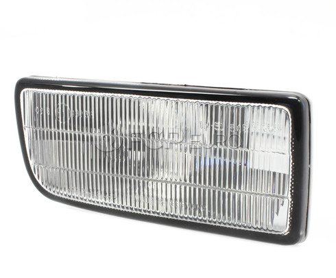 BMW Fog Light Lens Right (E36) - Hella 63178357398