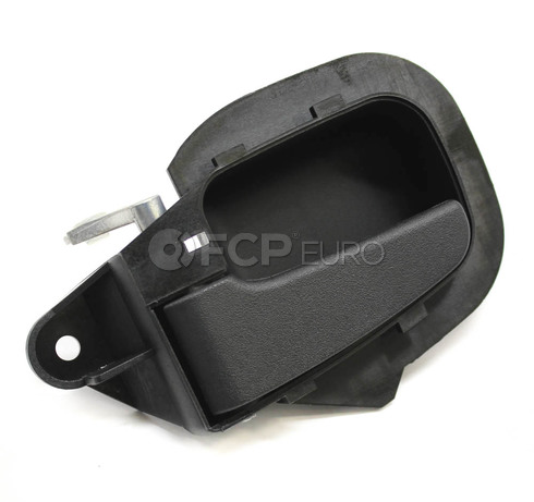 BMW Interior Door Handle Front Left Inner (318i 325i) - Genuine BMW 51211960807