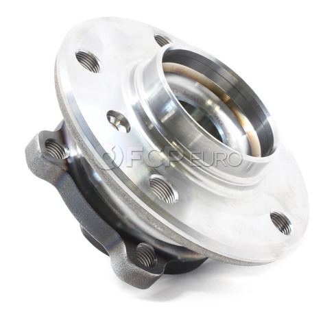 BMW Axle Bearing and Hub Assembly Front - Genuine BMW 31206867260