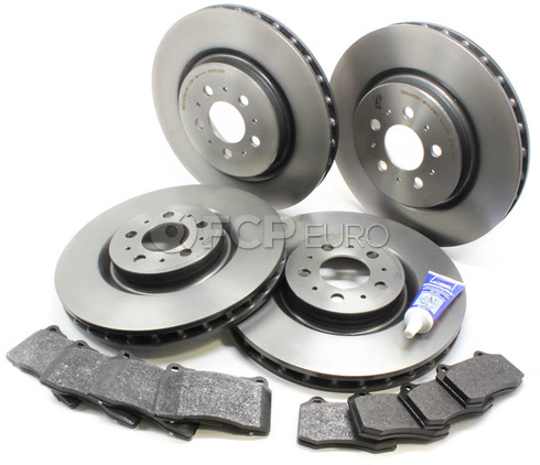 "Volvo Brake Kit 13"" Front and Rear (S60R V70R) - Brembo  S60RBK1"