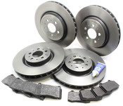 "Volvo Brake Kit 13"" Front and Rear - Brembo  S60RBK1"