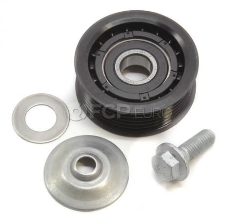 Saab Drive Belt Idler Pulley (9-3 9-5) - INA OEM 55562635