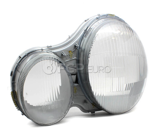 Mercedes Headlight Lens Left (E300 E320 E420 E430) - Hella 2108201580