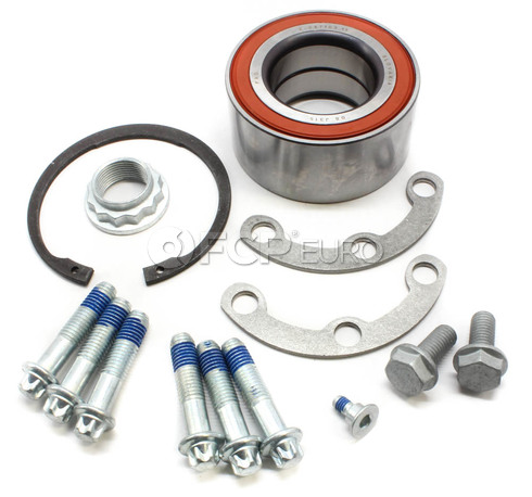 Mercedes Wheel Bearing Kit Rear (190D 190E C220 260E) - FAG 2029800016A