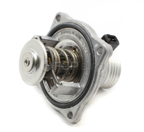 BMW Thermostat Assembly (540i 740i 740iL) - Mahle Behr 11531437526