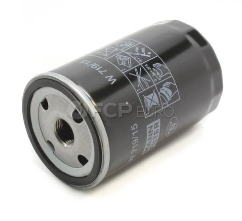 BMW Engine Oil Filter - Mann W719/15