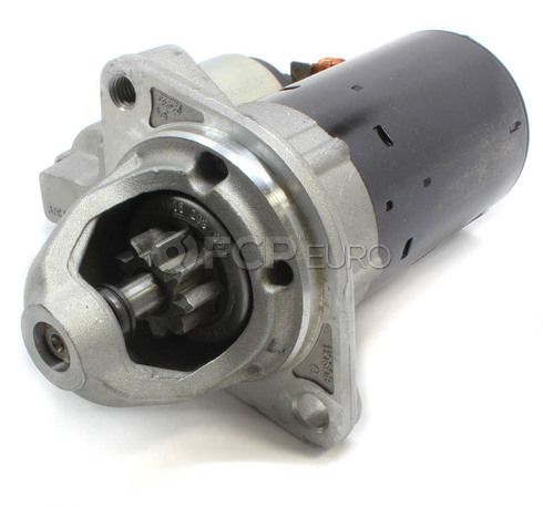 BMW Remanufactured Starter Motor - Bosch SR0492X