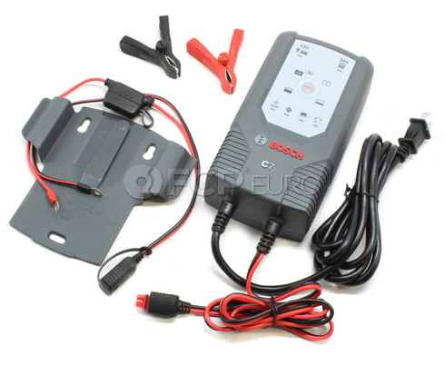 Bosch C7 Battery Charger and Maintainer
