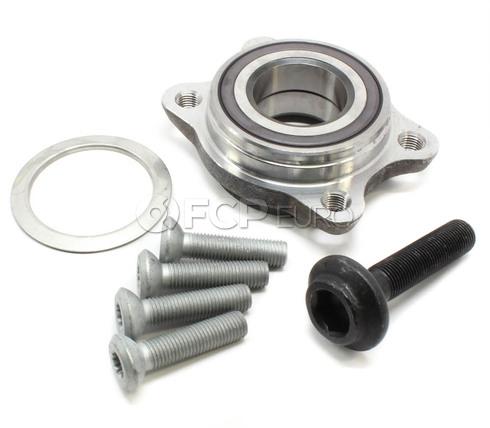 Audi Wheel Bearing Kit Front (A6 R8 A6 Quattro) - SKF 4F0498625B