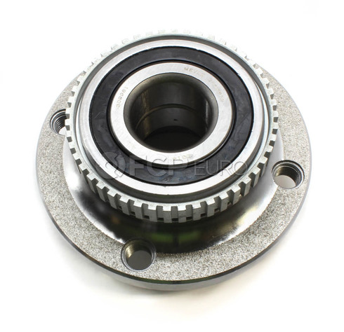BMW Wheel Bearing and Hub Assembly Front (E30) - Meyle 31211129576