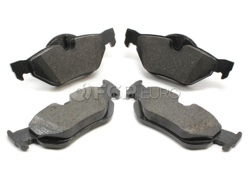 BMW Brake Pad Set - Textar 2392701