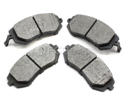 Saab SubaruBrake Pad Set (Semi Metallic) - Bosch QuietCast BP929