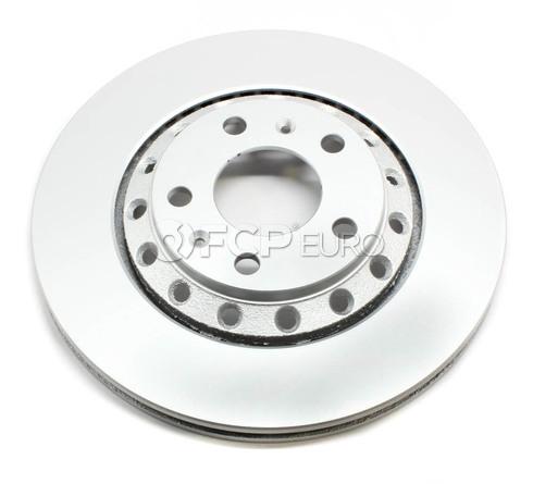 Audi VW Brake Disc Rear 310mm (A8 Quattro Phaeton) - Meyle 4E0615601K