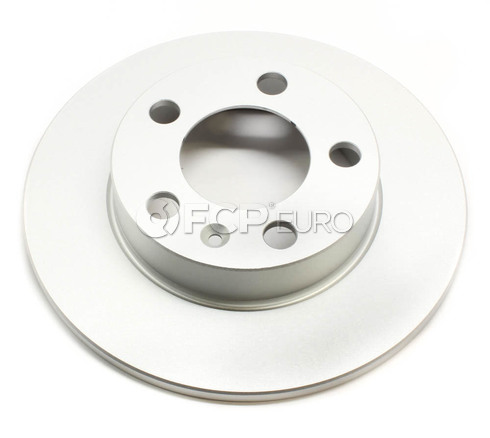 VW Audi Brake Disc Rear (Jetta Golf Beetle TT) - Meyle 1J0615601P