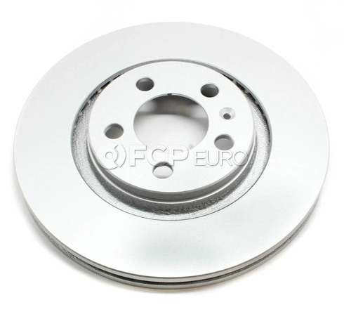 VW Brake Disc (Jetta Beetle Golf) - Meyle 1J0615301M