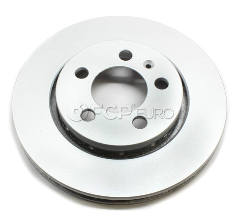 Audi VW Disc Brake Rotor Rear - Meyle 8N0615601B