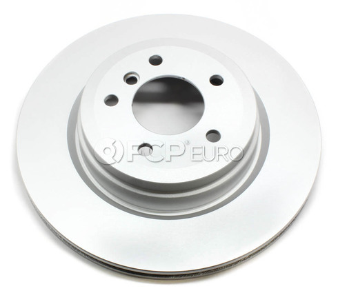 BMW Brake Rotor Rear - Meyle 34216855004