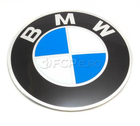 BMW Wheel Cap Emblem - Genuine BMW 36131122132
