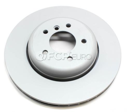 BMW Brake Disc (E60 E63 E64) - Zimmermann 34216763827