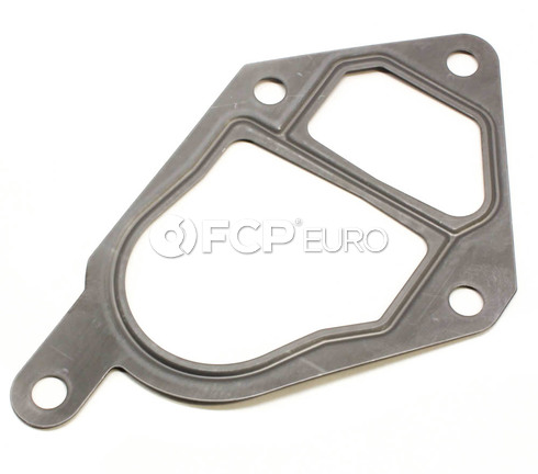 Volvo Engine Coolant Outlet Gasket (S80 XC90) - Genuine Volvo 9142697OE