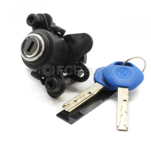 BMW Deck Lid Lock - Genuine BMW 51248244054