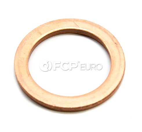 Volvo Engine Oil Drain Plug Gasket - Genuine Volvo 18818OE